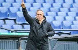 Hasil Liga Belanda : Ditahan Sparta, Feyenoord Tetap Pimpin Klasemen