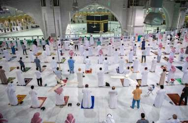 Masjidil Haram Kembali Dibuka untuk Umum Hari Ini, Masih Terbatas