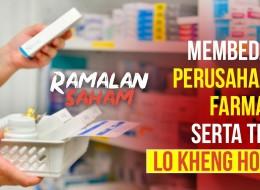 Ramalan Saham : Sektor Farmasi Dan Tips dari Lo Kheng Hong