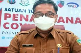 Kasus Covid-19 di Sumatra Utara 6 Terbesar Nasional