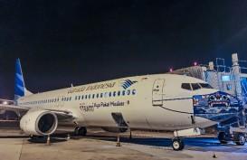 Pesawat Garuda Bermasker Keliling Indonesia, Ini Jadwalnya