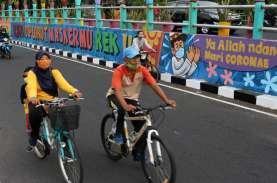 Sepekan Corona di Surabaya, Rata-rata Kasus Turun