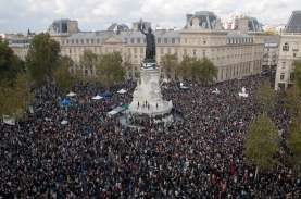 Ribuan Warga Prancis Hadiri Aksi Solidaritas untuk…