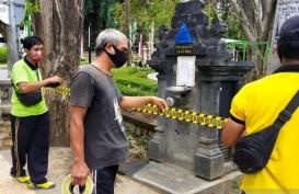 Angka Kesembuhan Pasien Covid-19 di Denpasar Mencapai 91,48 Persen