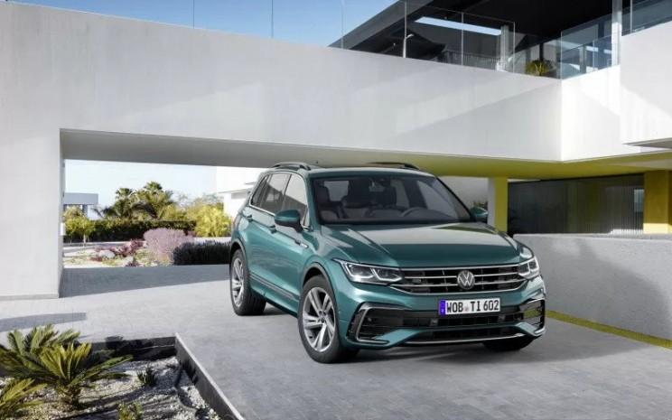 Volkswagen Tiguan 2021.  - VW