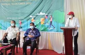 KLHK Beri Dukungan Sarana Pusat Daur Ulang di Kota Metro Lampung