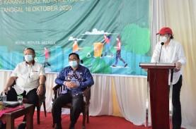 KLHK Beri Dukungan Sarana Pusat Daur Ulang di Kota…