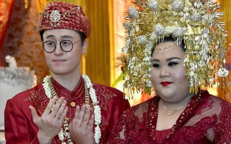 Pernikahan perempuan Indonesia dengan Pria Korea