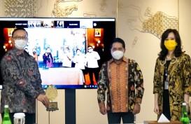 Bank Mandiri Beri Fasilitas Kredit Supplier Pelindo IV Rp350 Miliar