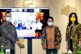 Bank Mandiri Beri Fasilitas Kredit Supplier Pelindo…