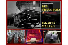 Ini Penampakan Bus Mewah Rute Malang-Jakarta, Tarif…