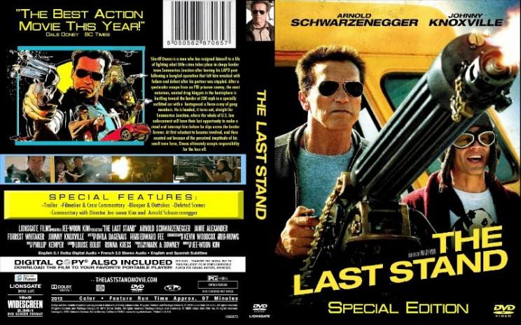 Film The Last Stand hadir di Bioskop Trans TV. - ilustrasi