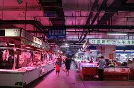 Pertumbuhan China Kuartal III/2020 Selaras Proyeksi…