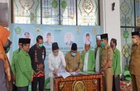 Bank Mandiri Syariah Percepat Digitalisasi Donasi Masjid di Palembang