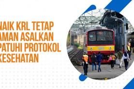 Protokol Kesehatan di Transportasi Umum KRL