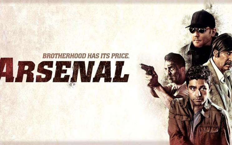 Film Arsenal bakal tayang di Bioskop Trans TV. - ilustrasi