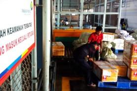 Volume Kargo di Bandara Internasional Minangkabau…