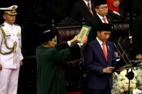 1 Tahun Jokowi-Ma'ruf: Realisasi Janji Transformasi…