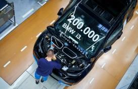 Laris Manis! Mobil Listrik BMW i3 Tembus Produksi 200.000 Unit