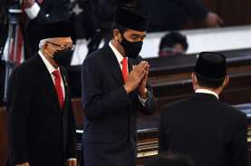 1 Tahun Jokowi-Ma'ruf, Transportasi Babak Belur Akibat…