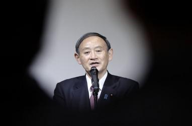 PM Jepang Suga Restui Ekspor Perlengkapan Militer ke Vietnam