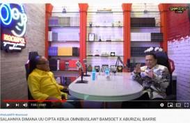 Aburizal Bakrie Tagih Janji Perppu OJK-BI untuk Korporasi