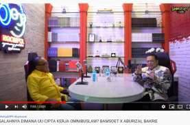 Aburizal Bakrie Tagih Janji Perppu OJK-BI untuk Korporasi…