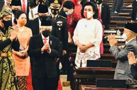 1 Tahun Jokowi-Ma'ruf : Apa Kabar Realisasi 5 Program…