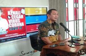 Walikota Semarang Ketahuan tanpa Masker saat Manggung,…