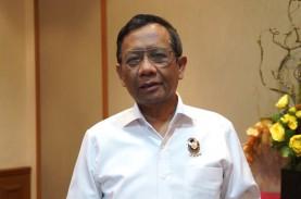 Mahfud MD: Hati-hati dengan Penyusup di Tengah Demonstrasi…
