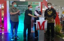 Maspion dan RS Sheila Medika Layani Rapid Test dan PCR di Mall