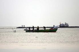 Nelayan Tradisional Pesisir Selatan Lebak tidak Melaut