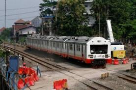 1 Tahun Jokowi-Ma'ruf: Ini Catatan dari Sektor Kereta…