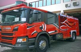 Ziegler Indonesia Rilis Kendaraan Pemadam Dual Pump Berbasis Computer Operating