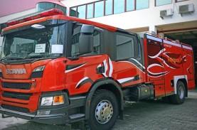 Ziegler Indonesia Rilis Kendaraan Pemadam Dual Pump…