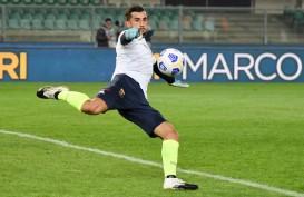 Di Tengah Badai Covid-19, Genoa Imbangi Hellas Verona Tanpa Gol