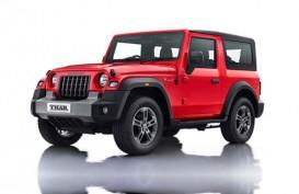 Belum Sebulan, SUV Mahindra All-New Thar Rengkuh 15.000 Pemesanan