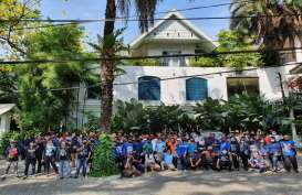 d'Kross Community Ajak Masyarakat Terus Gaungkan Suara Perdamaian