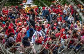 Pantau Situasi Istana dan Titik Demo UU Cipta Kerja Hari Ini via Link CCTV Berikut