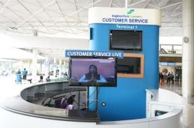 Triwulan III 2020, Pertumbuhan Trafik Penumpang Bandara…