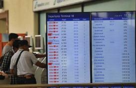 Penumpang di Bandara Juanda Meningkat 175 Persen
