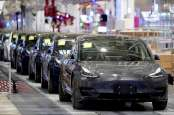 Beijing-Washington Tegang, Ekspor Tesla Made in China Melenggang