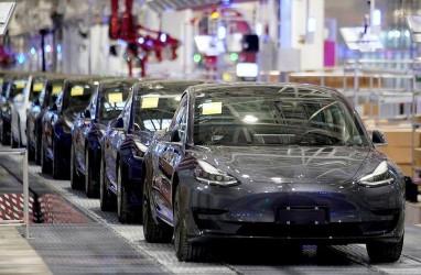 Beijing-Washington Tegang, Ekspor Tesla Made in China Melenggang