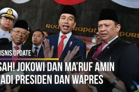 Setahun Jokowi-Ma'ruf: Ekonomi Nasional dan Saran…