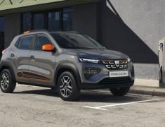 Dacia Spring, Inilah Calon Mobil Listrik Termurah Eropa