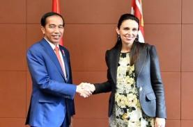 Menangkan Pemilu Selandia Baru, Jokowi Ucapkan Selamat…