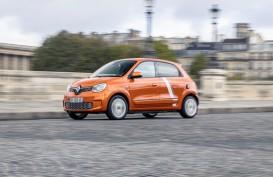 Awet! Renault Twingo Listrik Cukup Dicas Sepekan Sekali