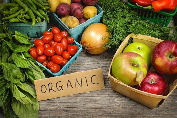 Makanan organik - roguehealthandfitness.com