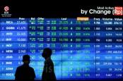 IHSG Memerah, Indeks Bisnis-27 Ikut Longsor Juga