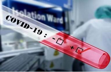 Pasien Sembuh Covid-19 di Lebak Mencapai 116 Orang